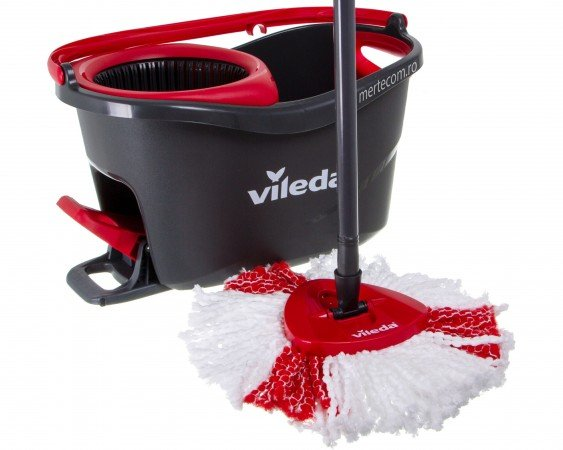 Mop rotativ Vileda Turbo EasyWring&Clean
