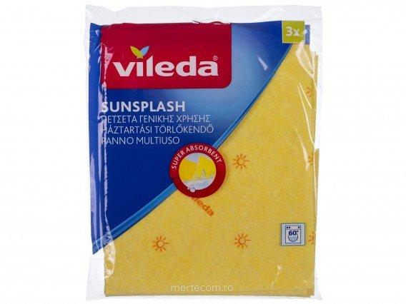Lavete universale Vileda Sunsplash 3bucati